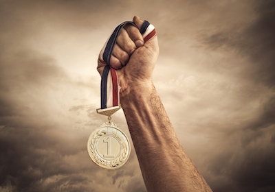 Winning is everything after past failures - earn the medal