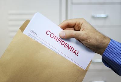 Confidential executive search