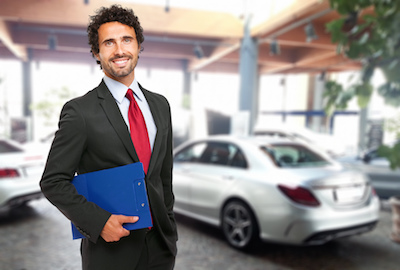 Employment offer with a company car