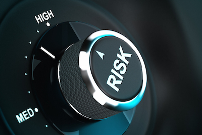 Dial up the risk in your business