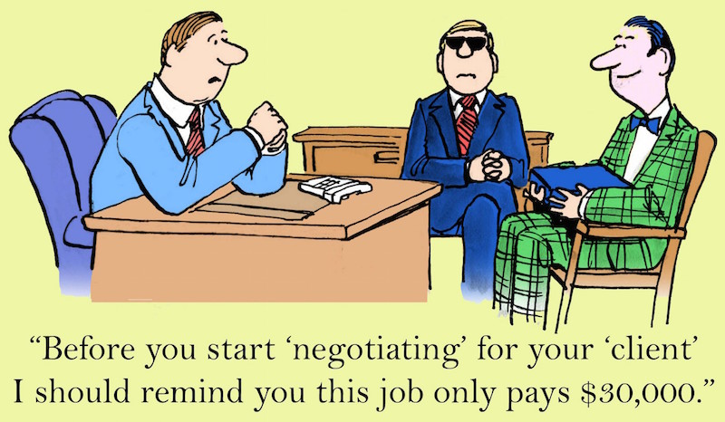 How to negotiate employee stock options