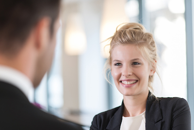 Let your executive resume get you a face-to-face interview.