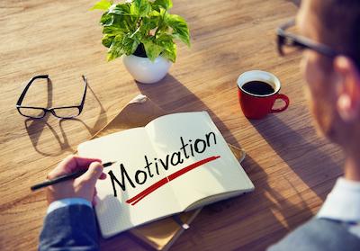 Motivation notebook