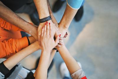 Motivate employees through teamwork