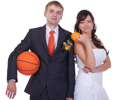 Basketball, weddings, and counteroffers
