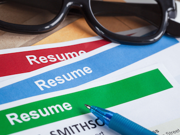 RESUMES FOR CORPORATE RECRUITERS