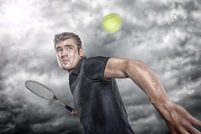 Recruiting strategies mirror tennis match