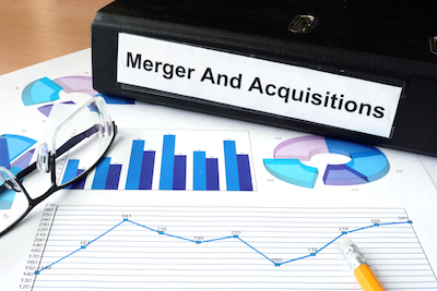 Mergers and acquisitions charts