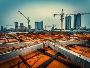 DIVERSIFY TO AVOID CONSTRUCTION EXTINCTION
