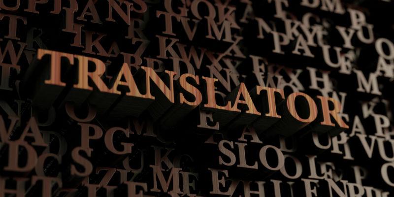 translator