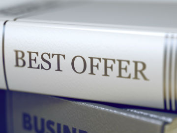 Make Your First Offer Your Best Offer